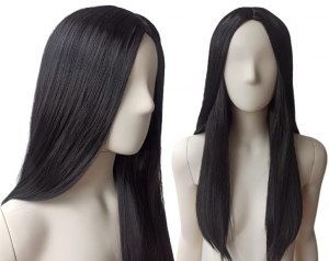 GRAY WIG WITHOUT FRINGE PK003 (1) (1) (1)