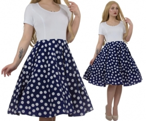 Navy MADLEN dress